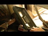 Classic VW BuGs How to Repair Restore Beetle Heater Channels pt.4