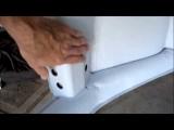 vw bug sheet metal replacement part 4